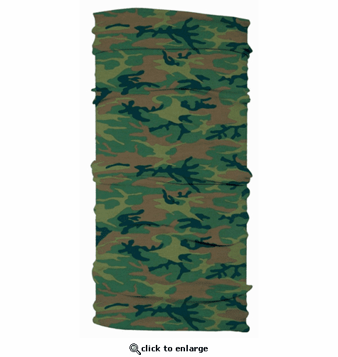 Buff Original Multifunctional Headwear - Vintage Camouflage