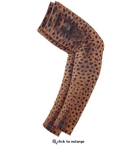Buff UV Arm Sleeves - Brown Trout