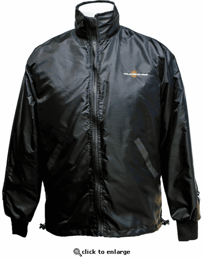 California Heat 12V Motorcycle Heated Jacket Liner