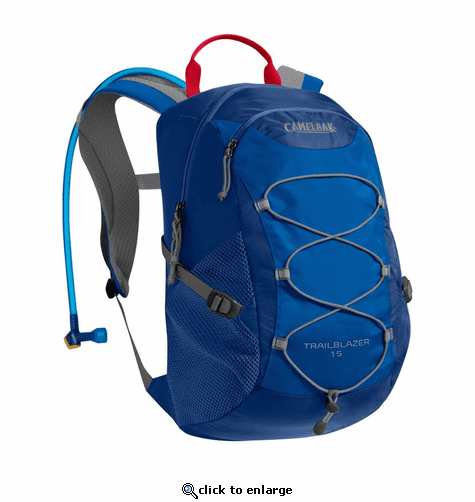 CamelBak Trailblazer 15 50 oz Hydration Pack for Kids