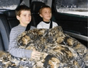 Car Cozy 2 - 12 Volt Heated Blanket - Camo