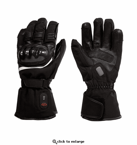 Capit WarmMe 7.4V Battery Heated Motorcycle Gloves