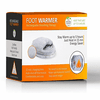 CCV Happy Heat Rechargeable Electric Foot Warmer