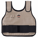Ergodyne Chill-Its 6230 Phase Change Cooling Vest - Khaki