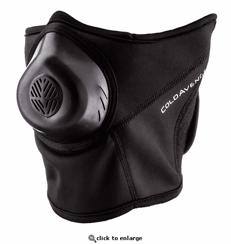 ColdAvenger Pro Softshell Face Mask