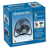 Comfort Zone 18 Inch High Velocity Cradle Fan