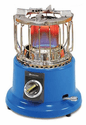 Comfort Zone CZPP21 Radiant Propane Portable 2-in-1 Heater - Blue