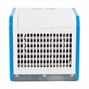 Comfort Zone 3-Speed Personal Air Cooler - Blue