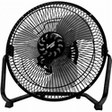 Comfort Zone 9 inch High Velocity Fan