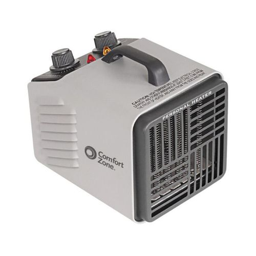 Comfort Zone Compact Utility Personal Heater