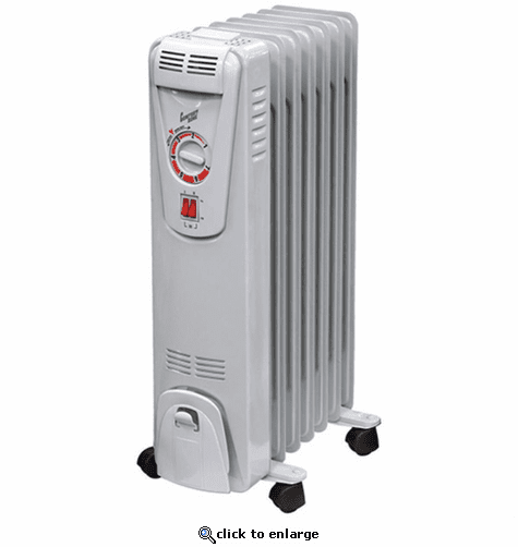 Comfort Zone Deluxe Oil-Filled Radiator Heater