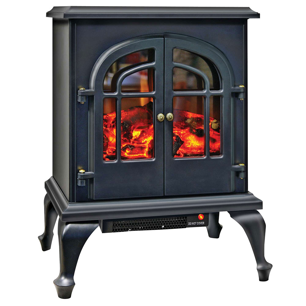 Comfort Zone Electric Stove Heater Czfp5 The Warming Store