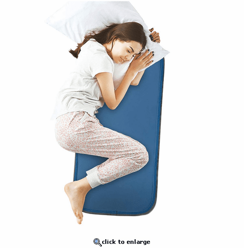 Cool Care Technologies Cool Flash Body Pad  - Cooling Pad for Bed & Exercise
