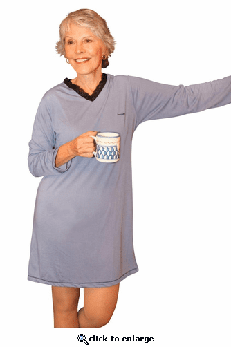 Cool-Jams Sleepwear - Wicking Melinda Nightshirt