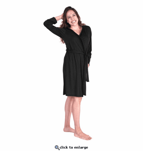 Cool-Jams Women's Moisture Wicking Robe