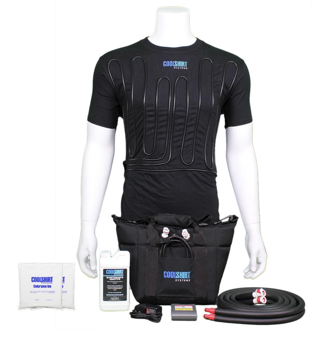 Cool Shirt Systems >> Cool Shirt Mobilecool 2 Coolshirt Complete Kit