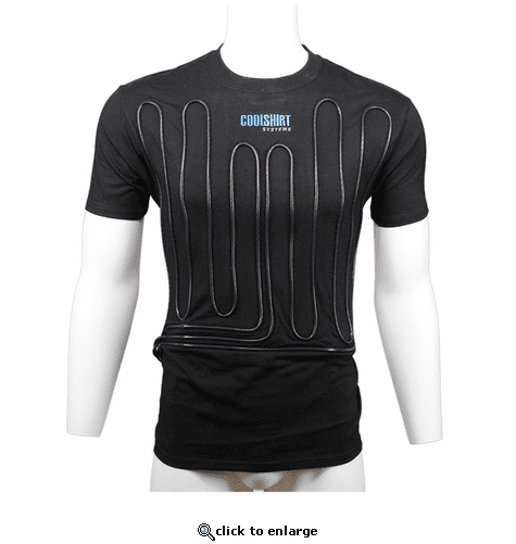 Cool Shirt Systems Cool Water Shirt - Black