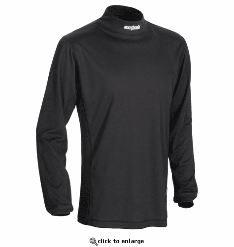 Cortech Journey Coolmax Mock Neck Base Layer