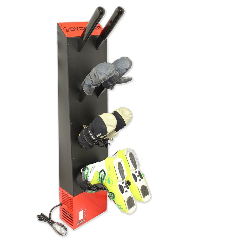 Cyclone 4 Pair Wall Mount Boot and