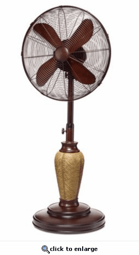 DecoBreeze Deco Adjustable Outdoor Standing Fan - Kailua