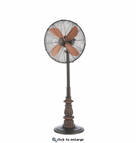 DecoBreeze Floor Fan Adjustable Height - Kipling (Pre-Order)