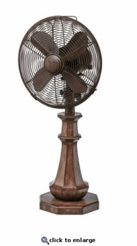 DecoBreeze Table Fan-Coronado