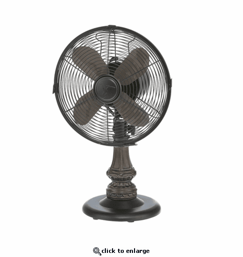 DecoBreeze Table Fan - Harrison