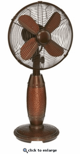 DecoBreeze Table Fan - Rhythm