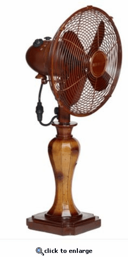 DecoBreeze Table Fan - Sambuca