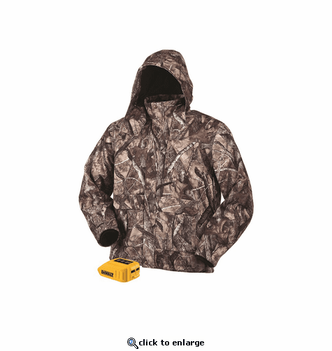 DeWalt 20V/12V MAX Lithium Ion Camo Heated Jacket
