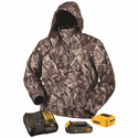 DeWalt 20V/12V MAX Lithium Ion Camo Heated Jacket Kit