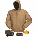DeWalt 20V/12V MAX Lithium Ion Khaki Hooded Heated Jacket