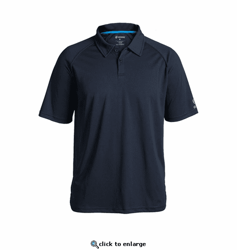Dr. Cool Men's Cooling Polo Shirt