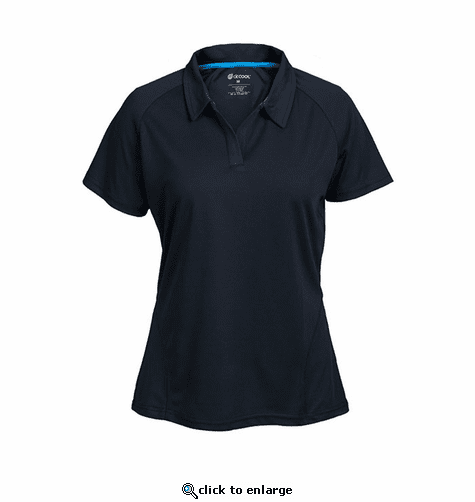 Dr. Cool Women's Cooling Polo Shirt