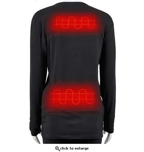 Dr.Warm Heated Base Layer Shirt - Shirt Only