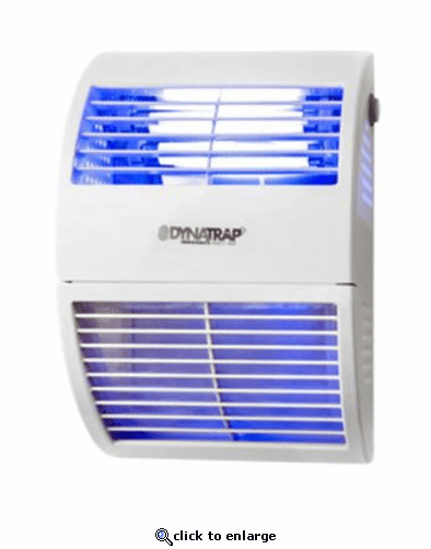 Dynatrap Indoor Insect Control With Optional Wall Mount