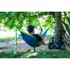 Eagles Nest Outfitters Atlas Chroma Hammock Suspension System - Red/Charcoal