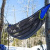 Eagles Nest Outfitters Blaze UnderQuilt with Downtek - Charcoal/Neon
