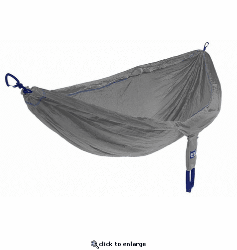 Eagles Nest Outfitters DoubleNest Hammock - Grey