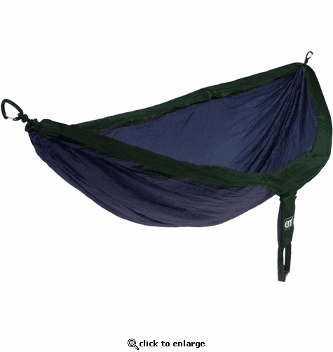 Eagles Nest Outfitters DoubleNest Hammock - Navy/Forest