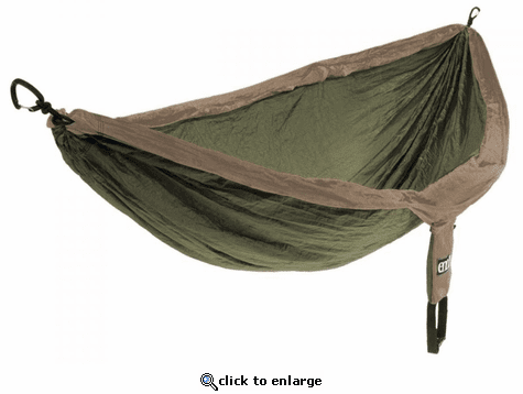 Eagles Nest Outfitters DoubleNest Hammock - Navy/Olive