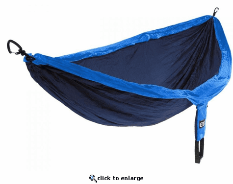 Eagles Nest Outfitters DoubleNest Hammock - Navy/Royal