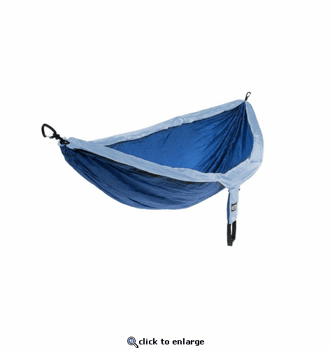 Eagles Nest Outfitters DoubleNest Hammock - Powder/Royal