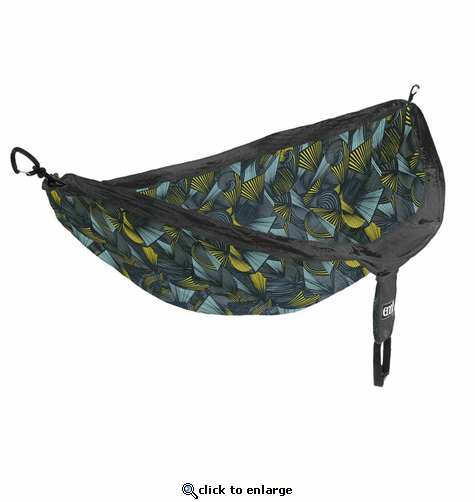 Eagles Nest Outfitters DoubleNest Hammock Prints - Tribal/Charcoal
