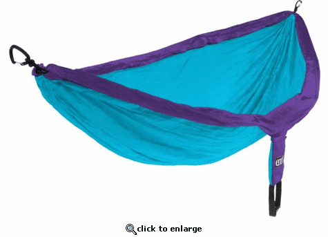 Eagles Nest Outfitters DoubleNest Hammock - Purple/Teal