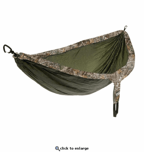 Eagles Nest Outfitters DoubleNest Hammock Realtree Edge