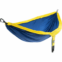 Eagles Nest Outfitters DoubleNest Hammock - Sapphire/Yellow