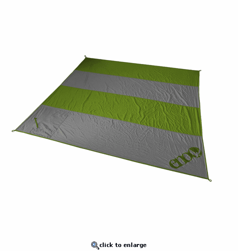 Eagles Nest Outfitters Islander Blanket - Lime/Charcoal