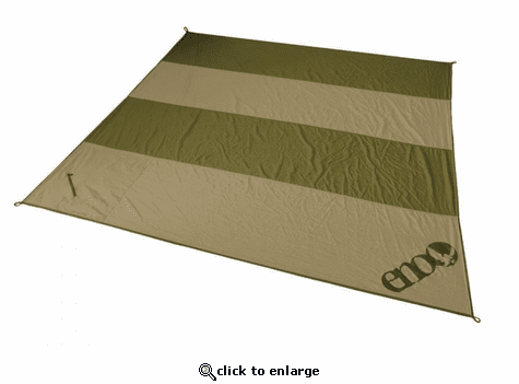 Eagles Nest Outfitters Islander Insect Shield Blanket - Khaki/Olive