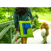 Eagles Nest Outfitters LaunchPad Double - Blue/Bright Green
